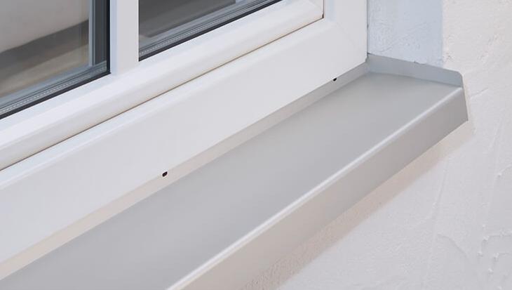 Abbildung Fensterblech EV1