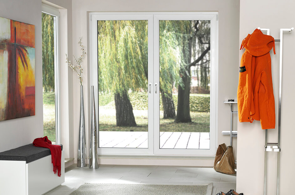 Abbildung Fensterverglasung